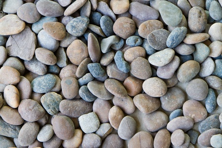 Pebble Beach: black pebble texture