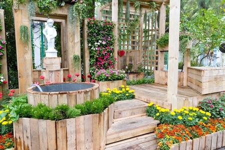 garden  Stock Photo - 13244778