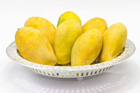 ripe mango  photo