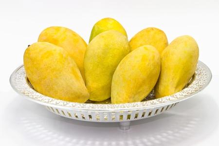 ripe mango  photo