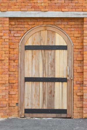 English old door designed