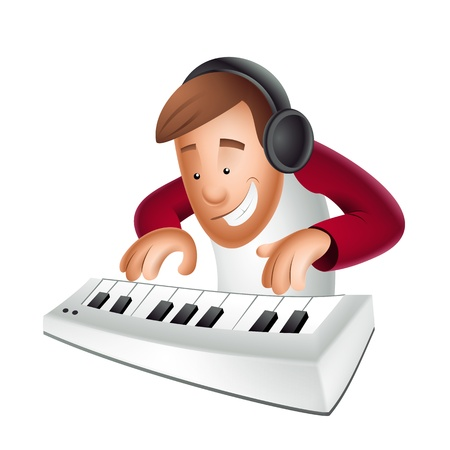 Musician Stock Photo - 12752167