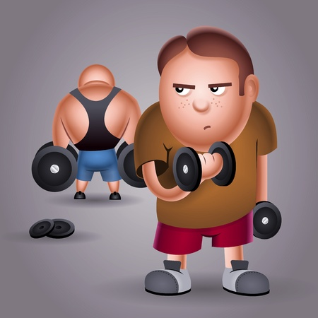 beginner: Bodybuilder