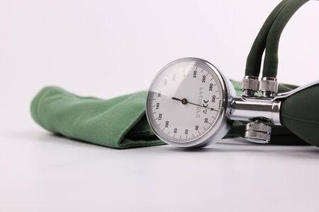 血圧装置 写真素材 - 85172616