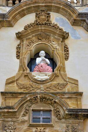 church of St. Chalcedony sec VI VIII, mazara del vallo sicily italy
