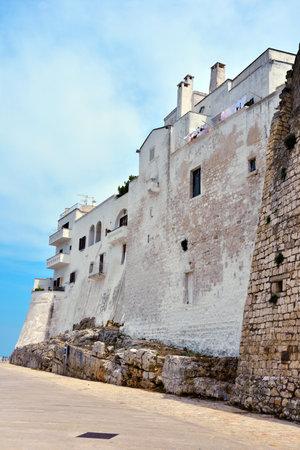 glimpse of ostuni, Puglia, Italy