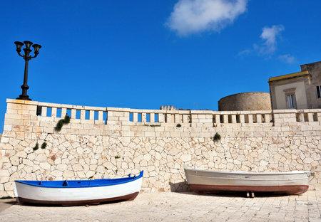 glimpse in Otranto Puglia Italy