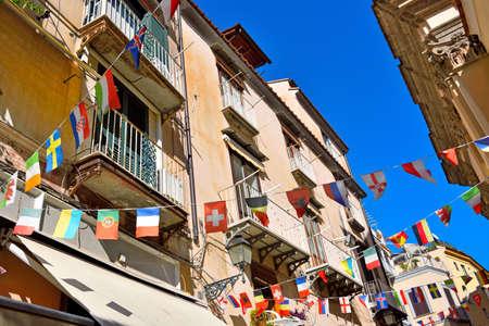 historic palaces of sorrento, italy