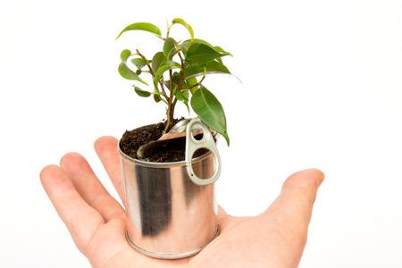 aluminium: aluminium recycle concept
