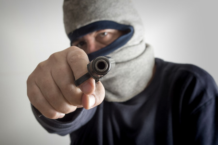 armed robbery: anonymous armed robbery