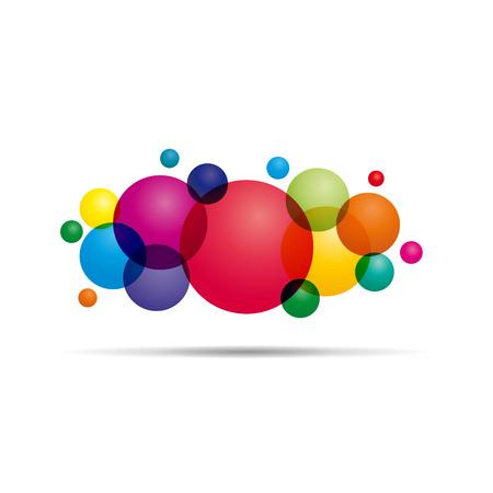 Vector Balloon Background