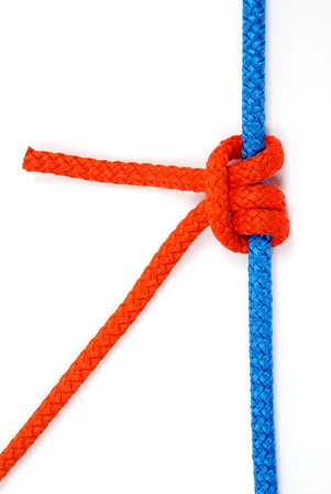 node: Node with colored ropes