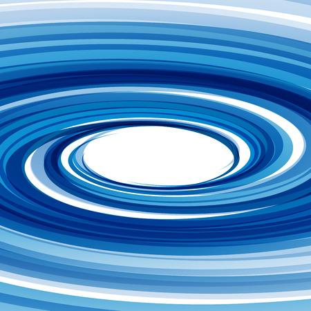 washbowl: Vector Blue Vortex background