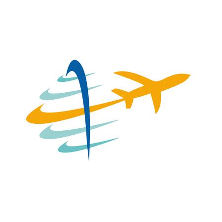 voyage: Vecteur signe Voyage Illustration