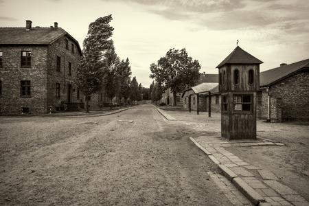 auschwitz memorial: Auschwitz concentration camp Auschwitz