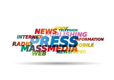 mass storage: Massmedia Background