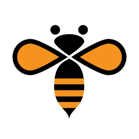 Vector firmar abeja Vectores