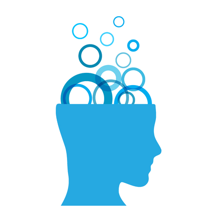 plagiarism: Vector sign brainwashing