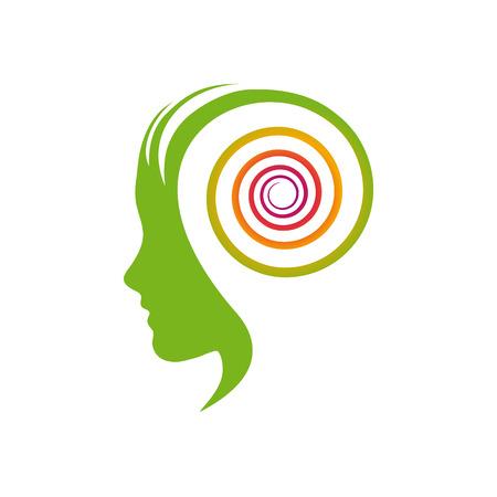 Vektor-Zeichen dynamischen Denken