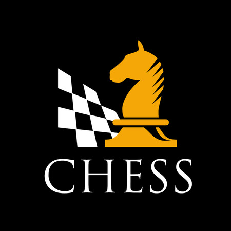 reasoning: Vector sign horse of chess