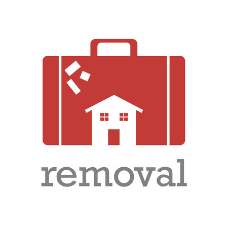 removals: Vector sign removal house