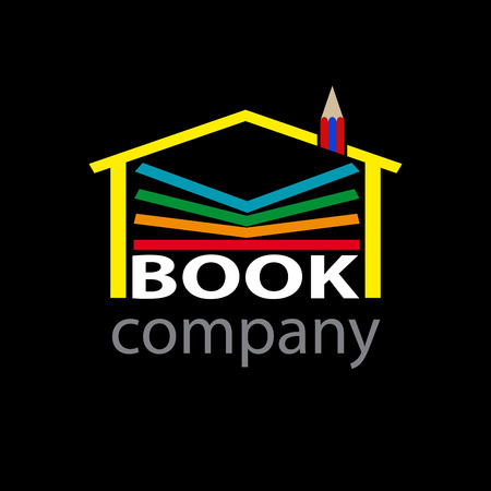 book store: Vector sign Book Store