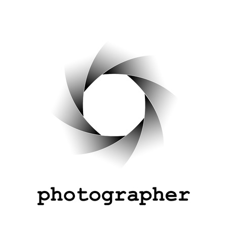 abstract aperture: Vector sign photographer