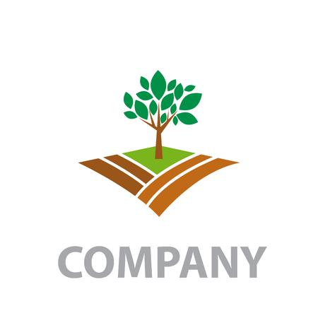 granja: Vector Reg�strate Agricultura ecol�gica, fruta y verdura
