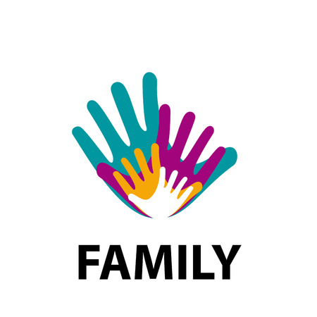 law symbol: Vector sign family