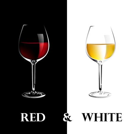 Vector Weinkarte