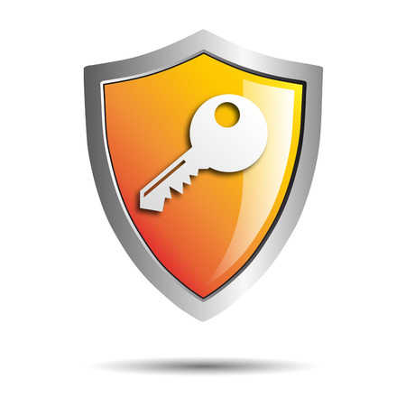 icona: Vector sign Security Shield