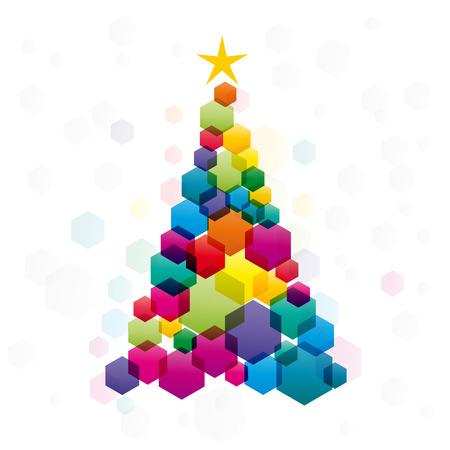 Resumen de árboles de Navidad