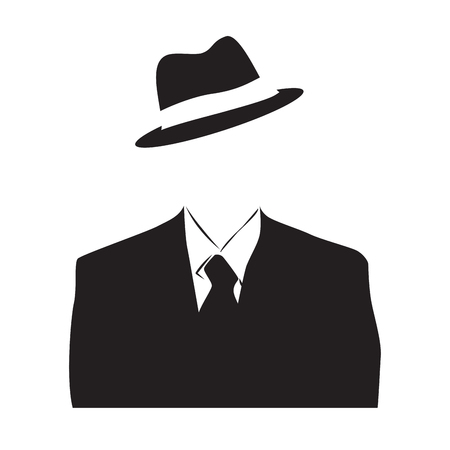 shyness: Vector Anonymous, invisible man