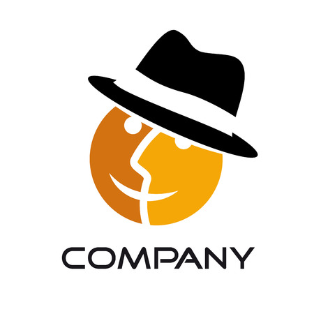 joining forces: Vector double sided with hat
