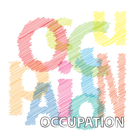 broken contract: Vector Occupation. Broken text scrawled