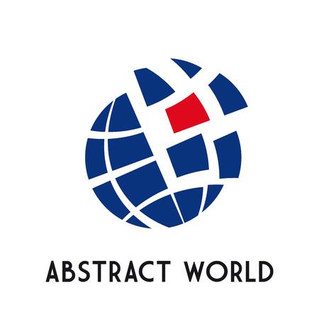ベクトルの概念のダイナミックな世界 写真素材 - 57146400