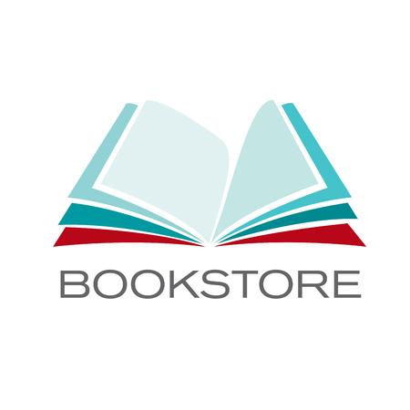 marca libros: libro de res�menes de vector