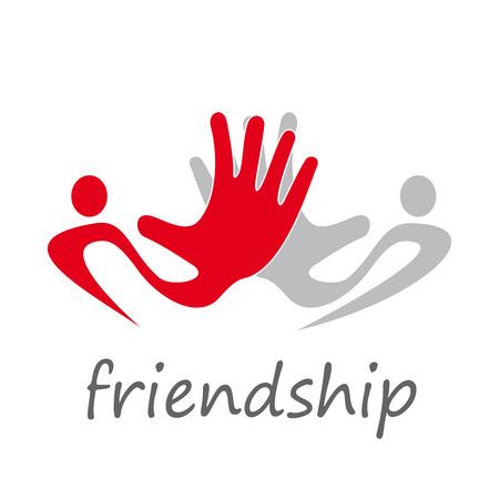 solidaridad: solidaridad abstracta, manos tocando