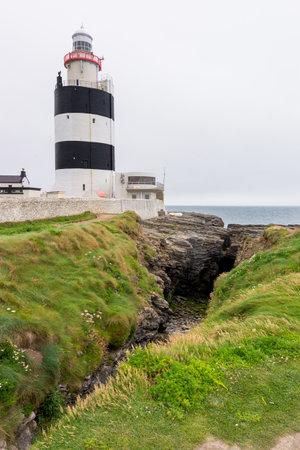 Landscapes of Ireland. Hook Head lighthouse