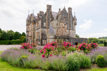 Landscapes of Ireland. Blarney castle, near Cork Фото со стока - 82769965