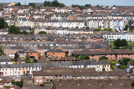 The Bogside, Derry, Northern Ireland
