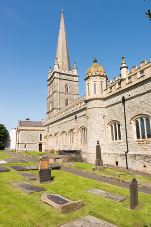columb: St. Columbs Cathedral, Derry, Northern Ireland