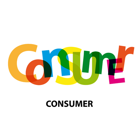 Vector consumer. Broken text