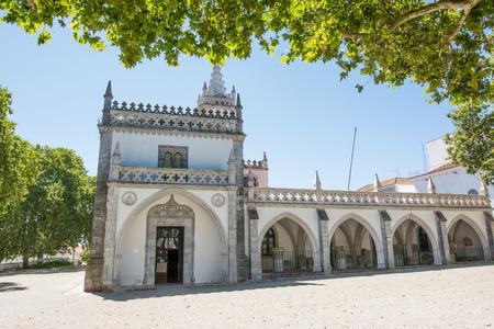 Regional museum of Beja in the Convent, Alentejo, Portugal Stock Photo
