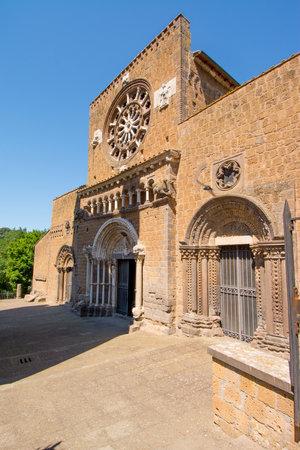 Tuscania, Viterbo, Italy: Santa Maria Maggiore church Sajtókép