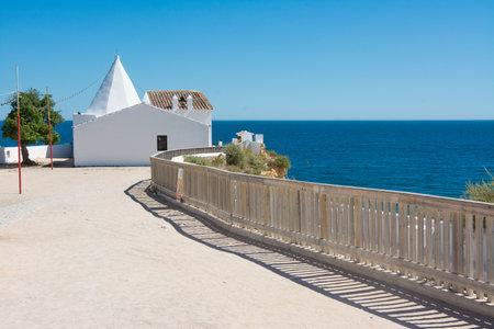 Chapel of Nossa Senhora da Rocha, Algarve, Portugal