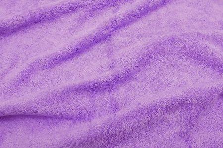 tela algodon: Tejidos de algod�n con textura de fondo en color p�rpura.