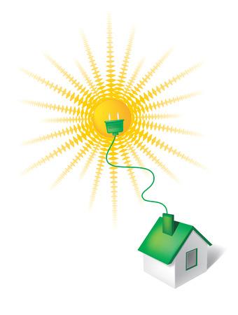 Harmless energy Vector