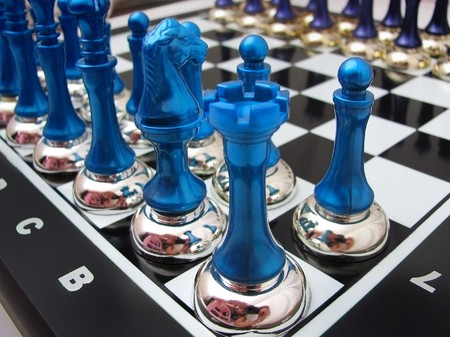 chess board game playing strategy the shine shining