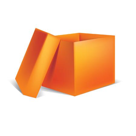 open box Stock Vector - 7612728